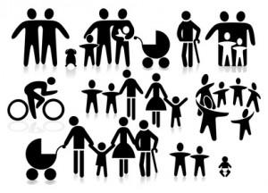 Familien und Angehörige