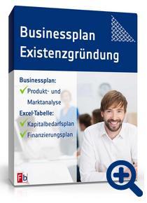 Mit Vorlagen zum perfekten Businessplan